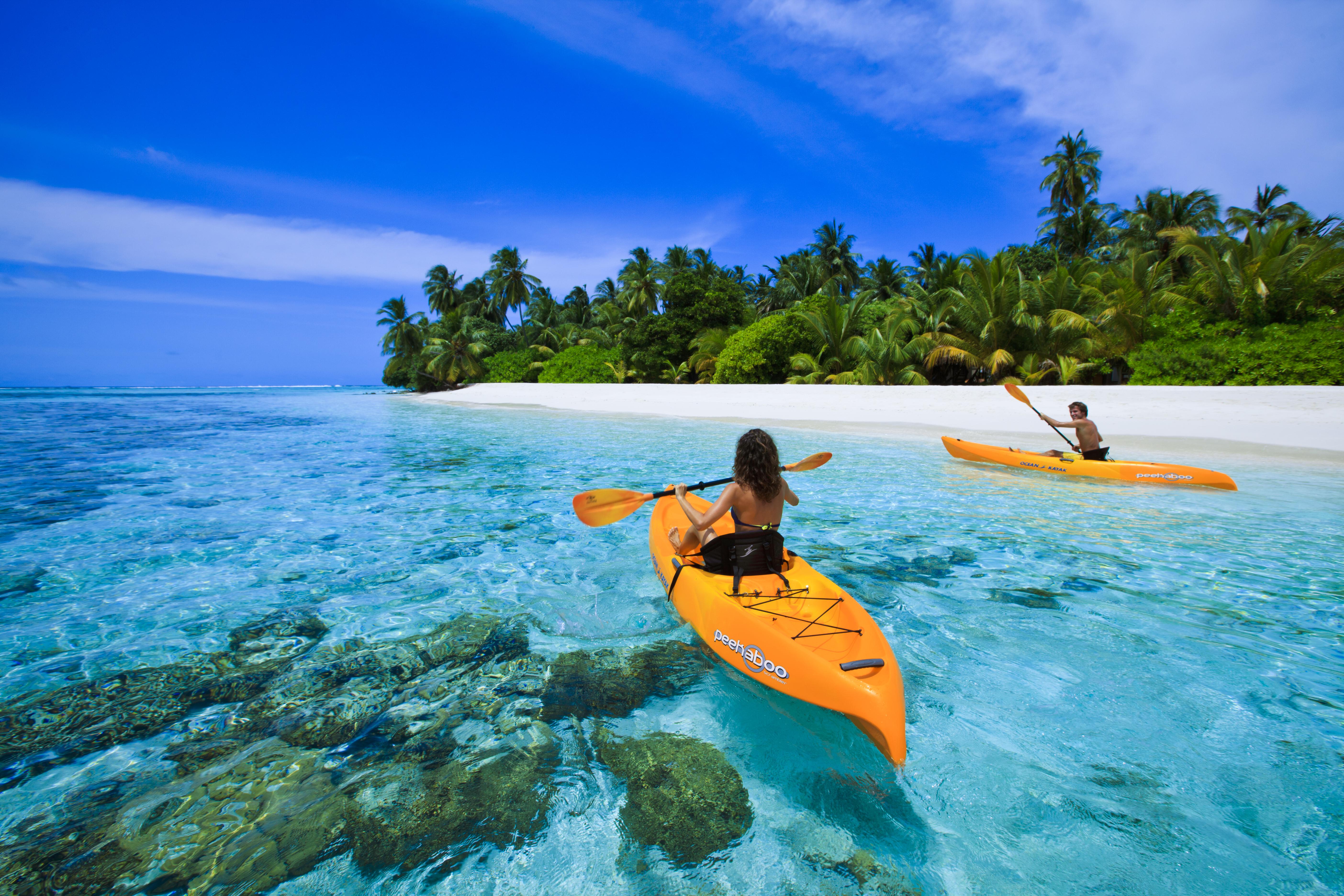 Velavaru Resort, Dhaalu Atoll Hoteles - Angsana Velavaru